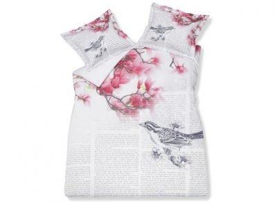 Vandyck dekbedovertrek Blossom pink