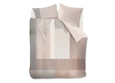 Kardol & Verstraten dekbedovertrek Privileged nude