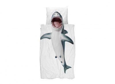 Snurk dekbedovertrek Shark