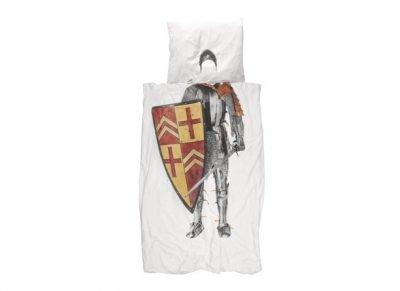 Snurk dekbedovertrek Knight