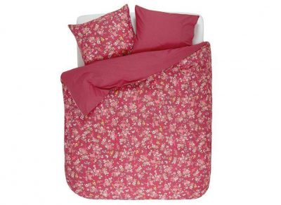 Pip Studio dekbedovertrek Chinese Rose Bouquet red