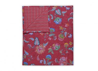 Pip Studio sprei Jambo Flower red