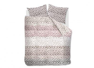 Ariadne at Home dekbedovertrek Chunky pastel