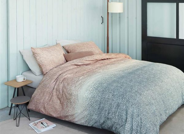 Beddinghouse dekbedovertrek Claes pastel
