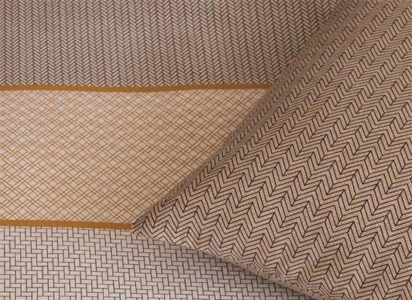 Beddinghouse dekbedovertrek Dorette gold