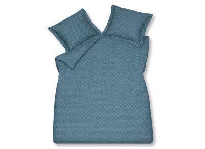 Vandyck dekbedovertrek Hexagon blue