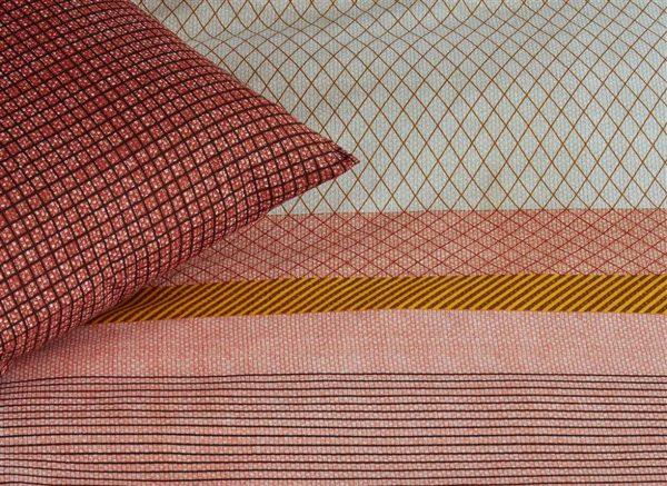 Beddinghouse dekbedovertrek Hidde red