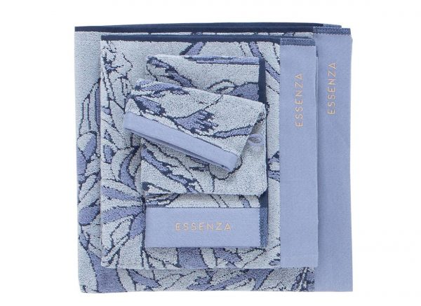 Essenza Home badgoed Malou blue