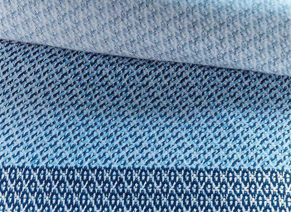 Beddinghouse dekbedovertrek Maudi blue