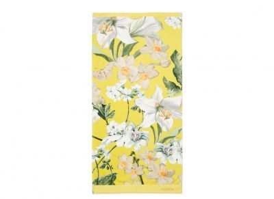 Essenza Home badgoed Rosalee yellow