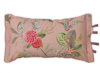 Pip Studio sierkussen Floris pink 35×60
