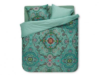 Pip Studio dekbedovertrek Sultans Carpet green
