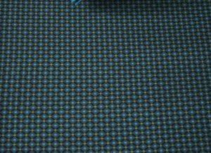 Pip Studio hoeslaken Cross Stitch dark blue