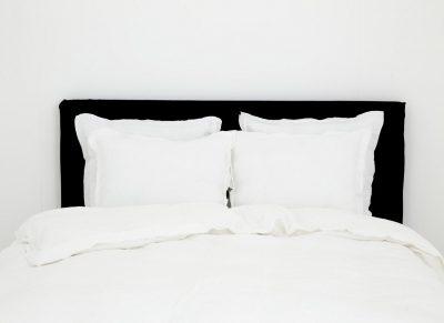 Flamant dekbedovertrek Natural white linnen