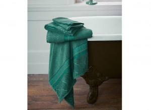 Pip Studio badgoed Soft Zellige green