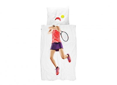 Snurk dekbedovertrek Tennis Pro Light