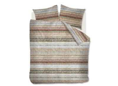 Ariadne at Home dekbedovertrek Soft Stripes natural