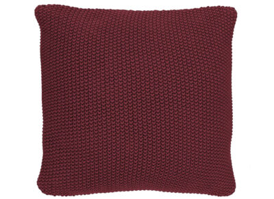 Marc O'Polo sierkussen Nordic Knit warm earth 50x50