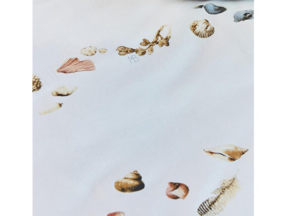 Marjolein Bastin dekbedovertrek Sea Treasures multi