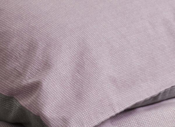 Marc O'Polo dekbedovertrek Flo lavender mist