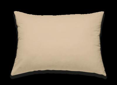 Morph Design kussensloop, perkal katoen 200tc, beige