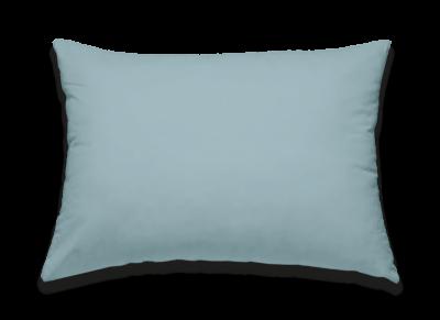 Morph Design kussensloop, perkal katoen 200tc, lichtblauw