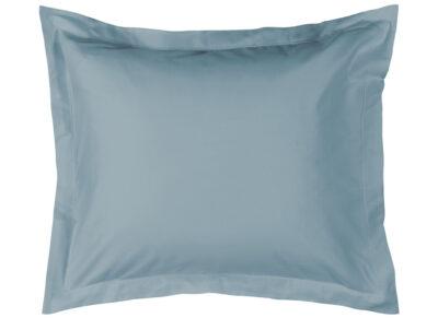 Essenza Home kussensloop katoen satijn, ice blue