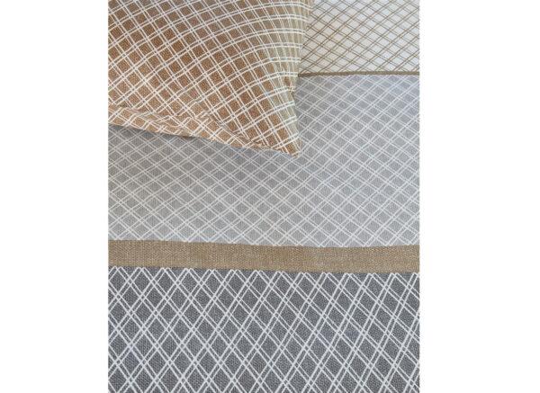 Beddinghouse dekbedovertrek Trevor grijs