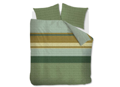 Beddinghouse dekbedovertrek Berith groen