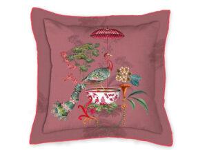 Pip Studio sierkussen Chinese Porcelain pink 45×45